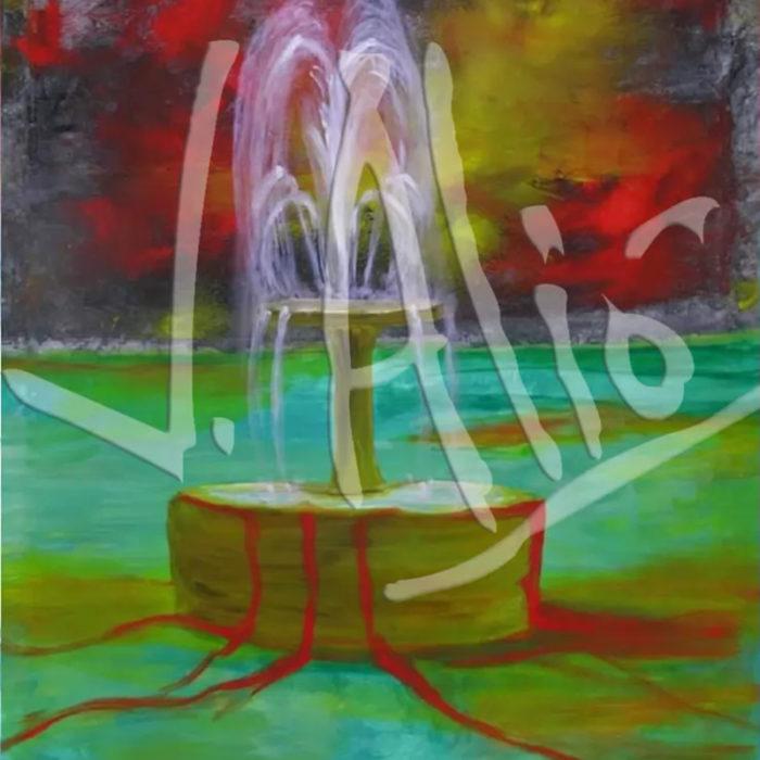 Imaginativa Figuration: The Fountain