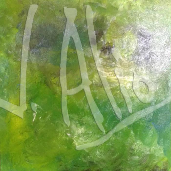 Infinite Universes: Universe in green 1